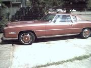 1976 CADILLAC Cadillac Eldorado Sedan