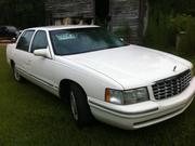 1999 CADILLAC Cadillac DeVille Base Sedan 4-Door